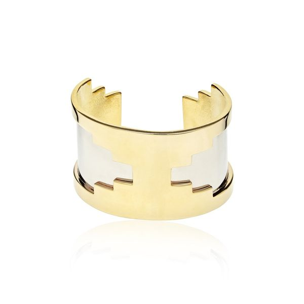 Monica Sordo Empire Five Cuff