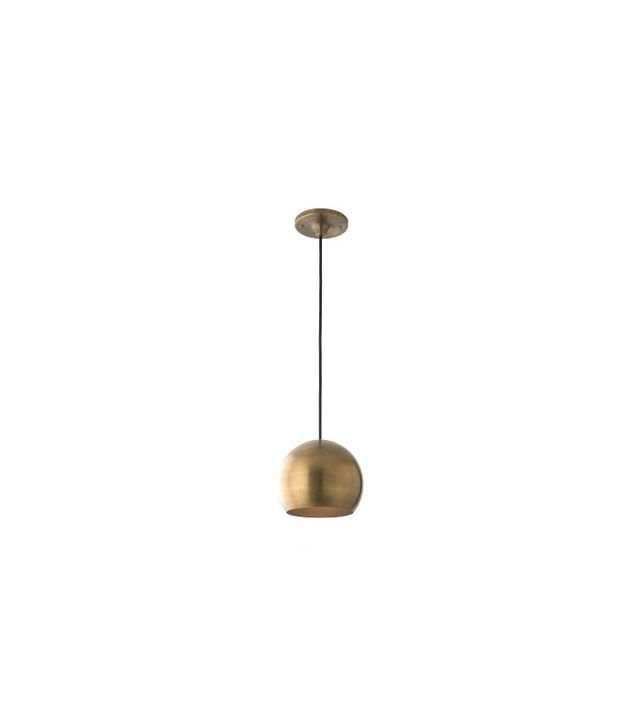 Schoolhouse Electric Isaac 1 Light Pendant
