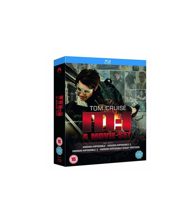 Mission Impossible: Quadrilogy Box Set