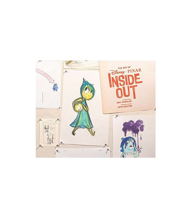 The Art of Inside Out by Pete Doctor (Introduction), Amy Poehler (Foreword)