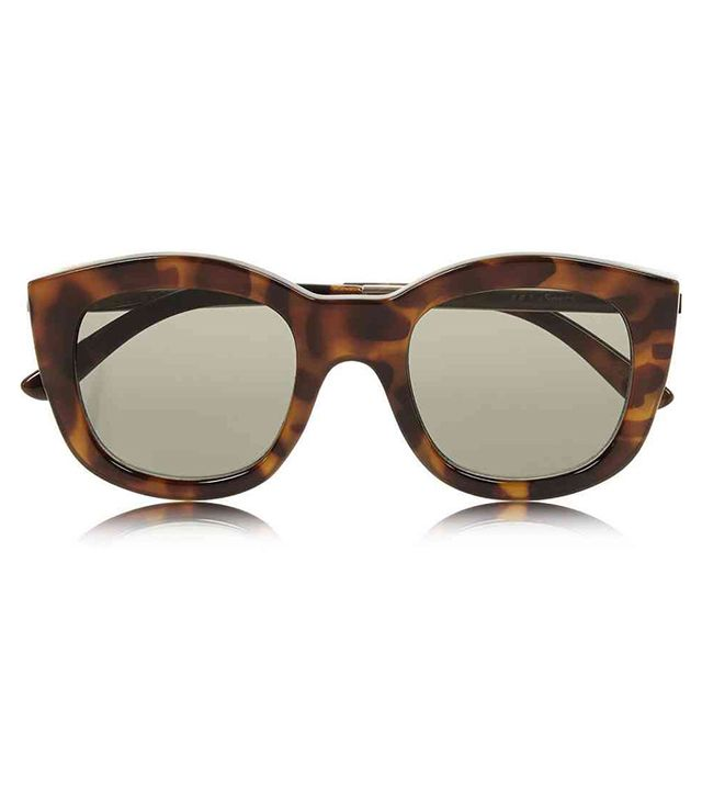Le Specs Runaways Luxe Cat Eye Sunglasses