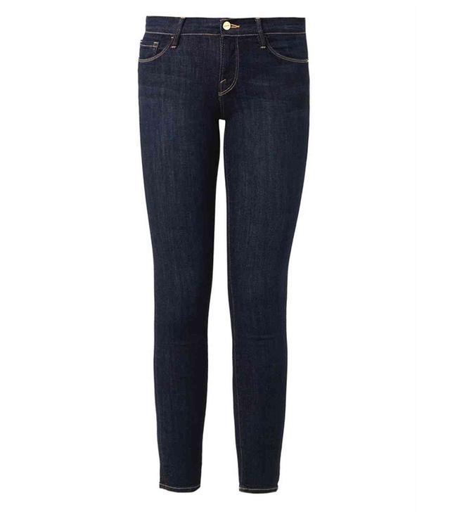 Frame Denim Le Skinny Mid-Rise Skinny Jeans