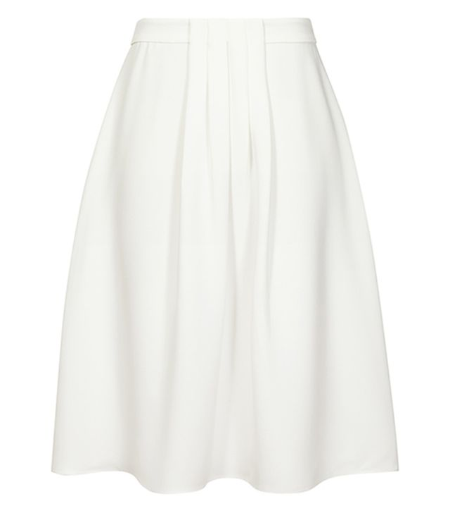Reiss A-Line Skirt