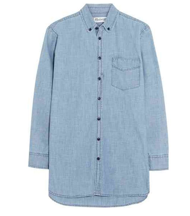 Madewell Perfect Shirt