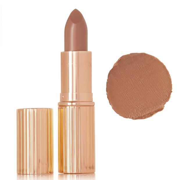 Charlotte Tilbury K.I.S.S.I.N.G Lipstick in Hepburn Honey