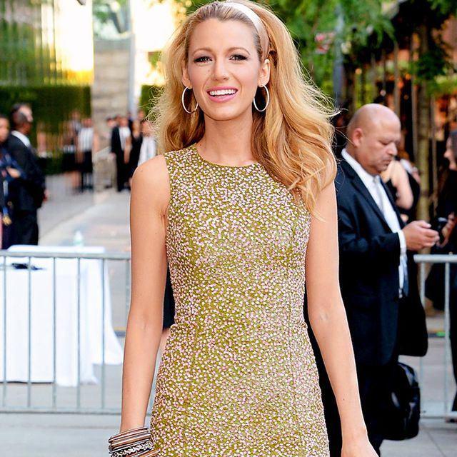 Blake Lively Plans to Design a Clothing Line (Eventually)