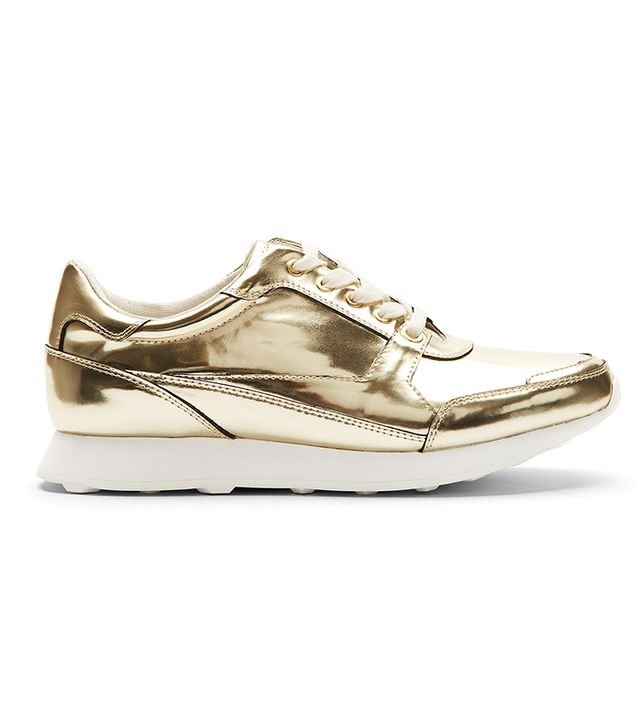 Kenneth Cole Dewey Metallic Sneaker