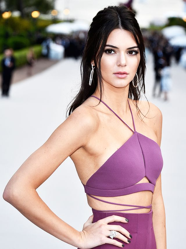 Kendall Jenner's amfAR Gala Entrance Is Everything