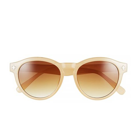 'Heather' Round Sunglasses