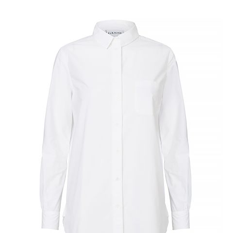 Favourite Shirt Cotton Shirt Solid