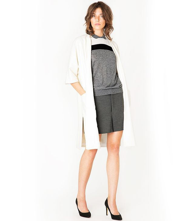 Ganni Moscow Tailor Shorts