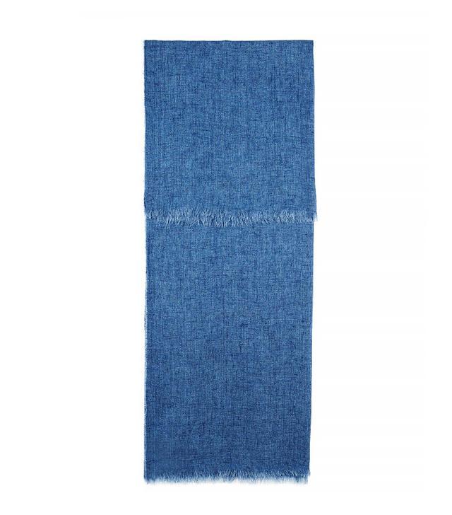 Destin Jeans Unito Quadra Scarf in Medium Indigo