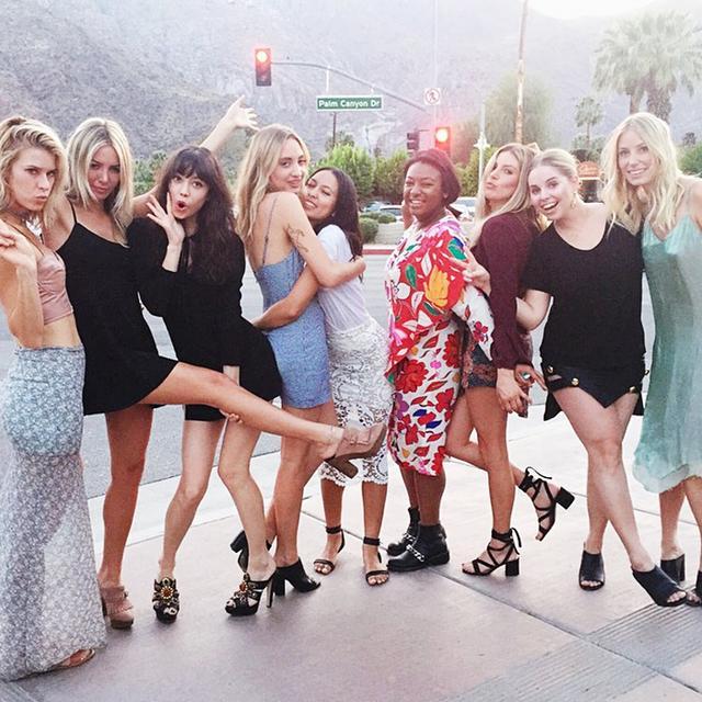 The Stylish Girl Gang That Runs Los Angeles