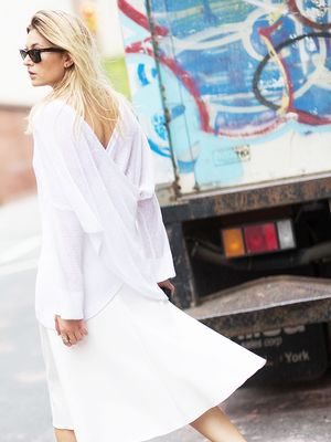 Your Memorial Day Weekend Guide to Wearing All White