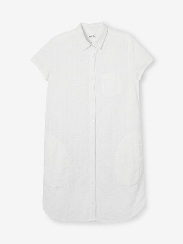 Steven Alan Classic Short Sleeve Shirtdress