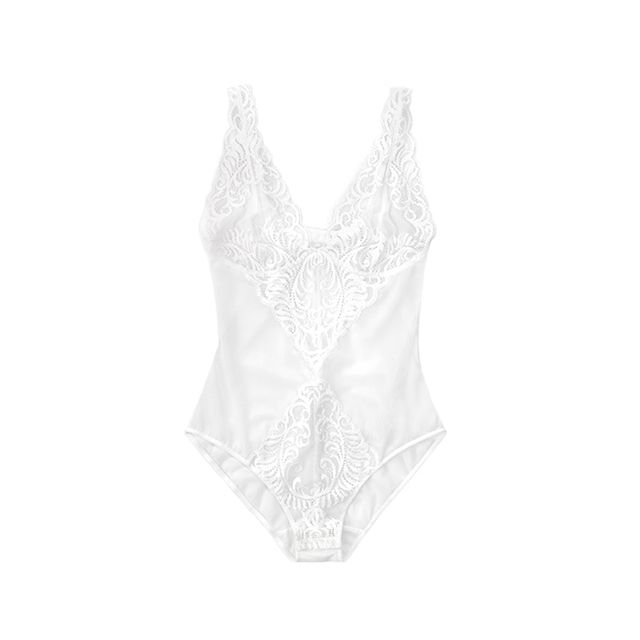 Natori Feathers Unlined Body Suit