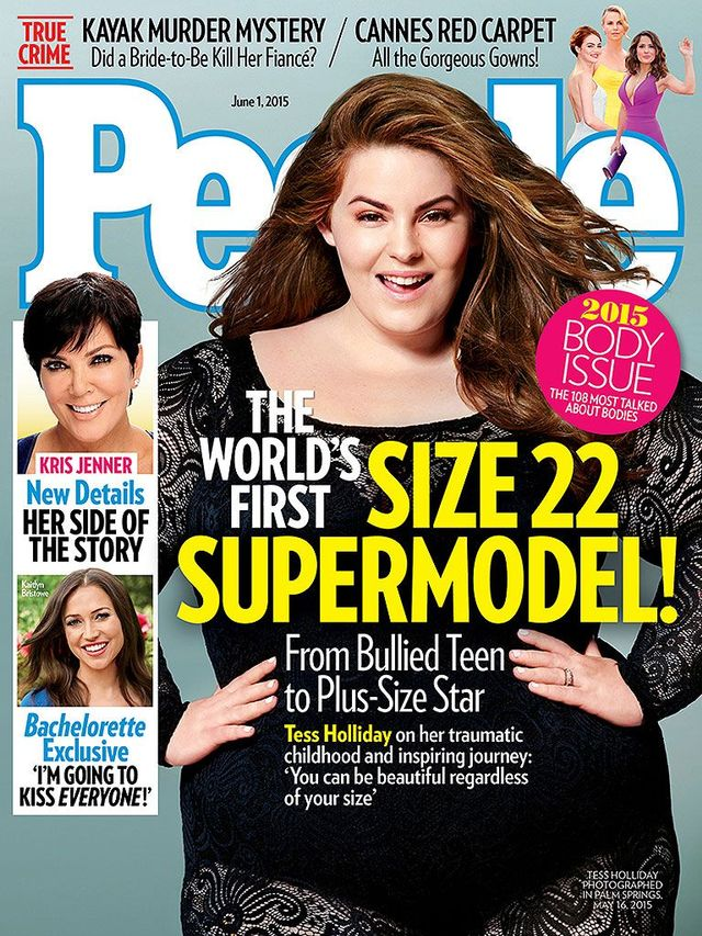 A Major Plus-Size Model Just Landed the Cover of People