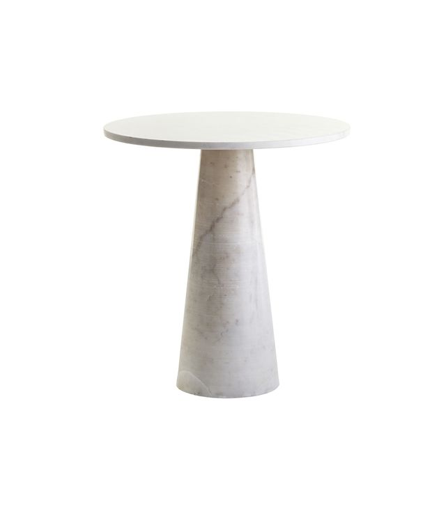 Wisteria Banswara Marble Side Table