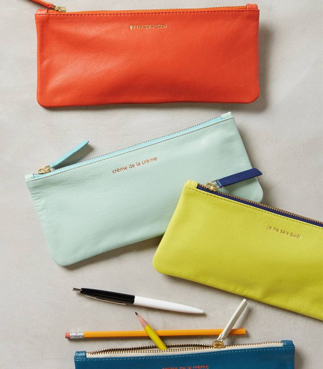 Parisienne Pencil Case
