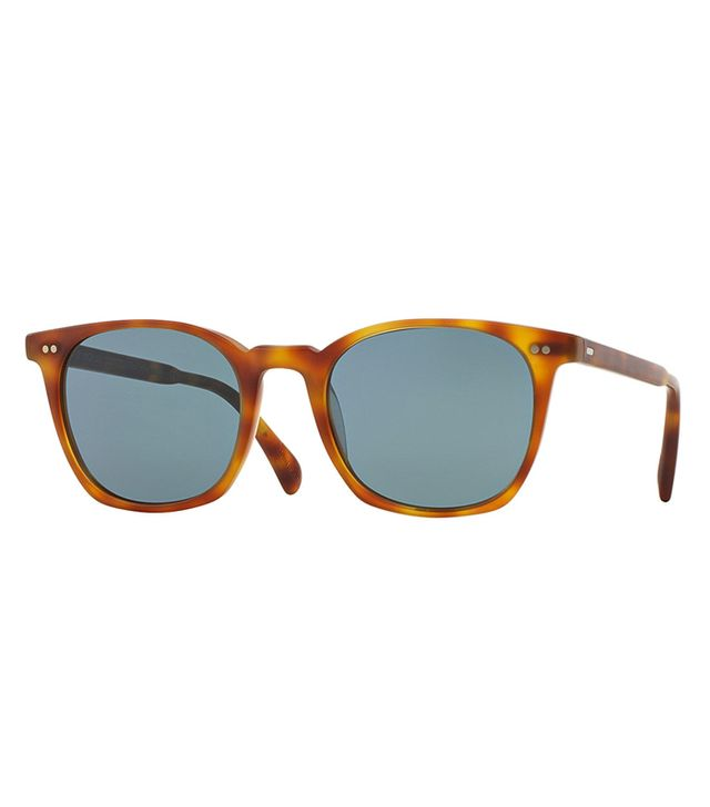 Oliver Peoples L.A. Coen 49 Acetate Sunglasses