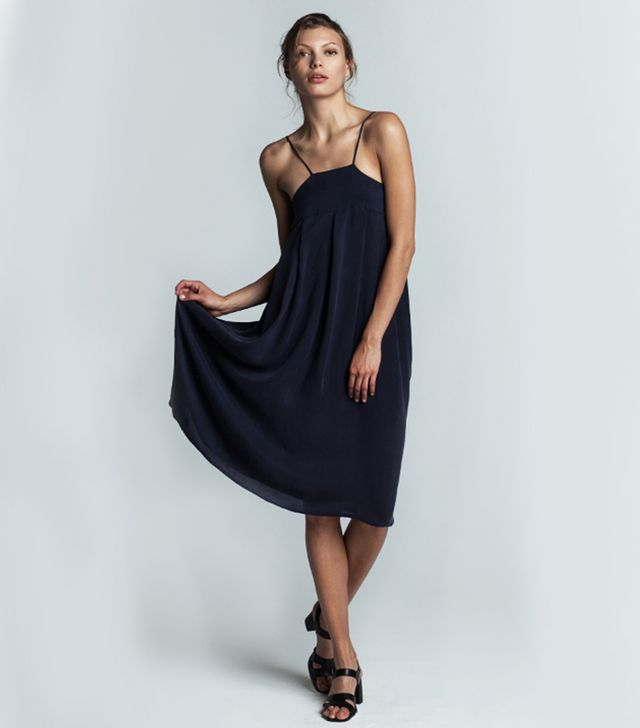 Trois Laetetia Mid-Length Dress