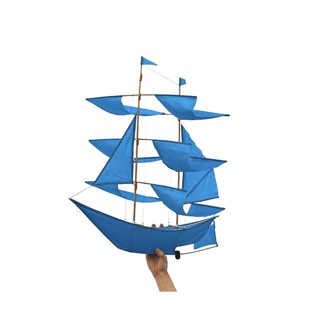 Plastica Sailing Ship Kite
