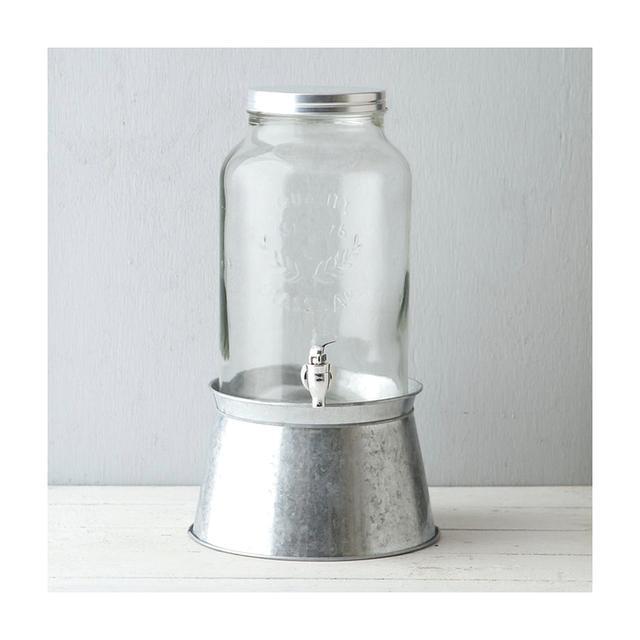Terrain Bucket Stand Beverage Dispenser