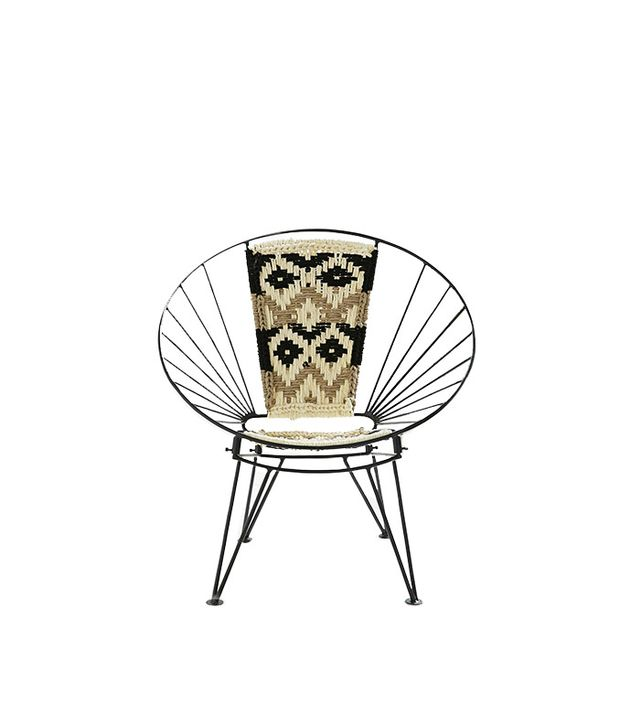 Urban Outfitters Woven Chatra Chair