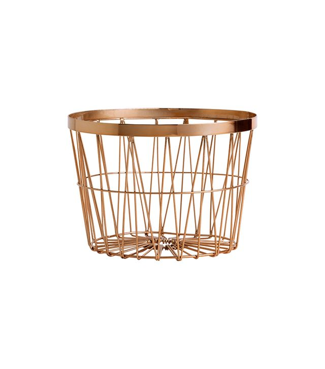 H&M Metal Basket