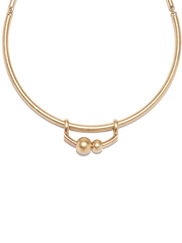 Madewell Cosmic Connection Choker Necklace