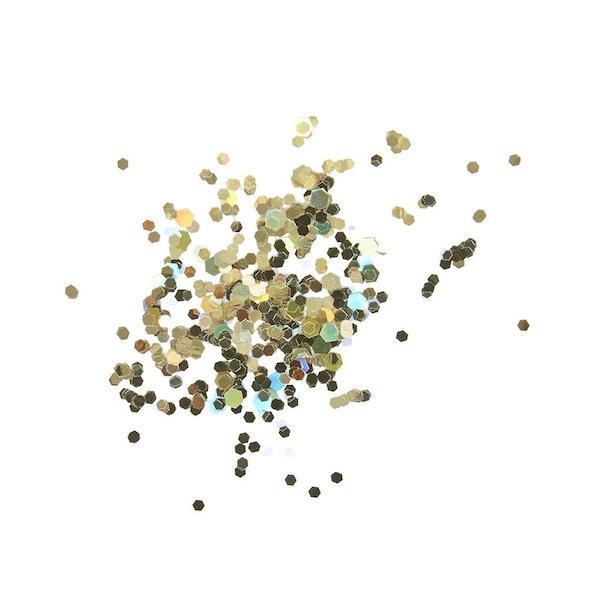 Topshop Glitter Pot in Perfect