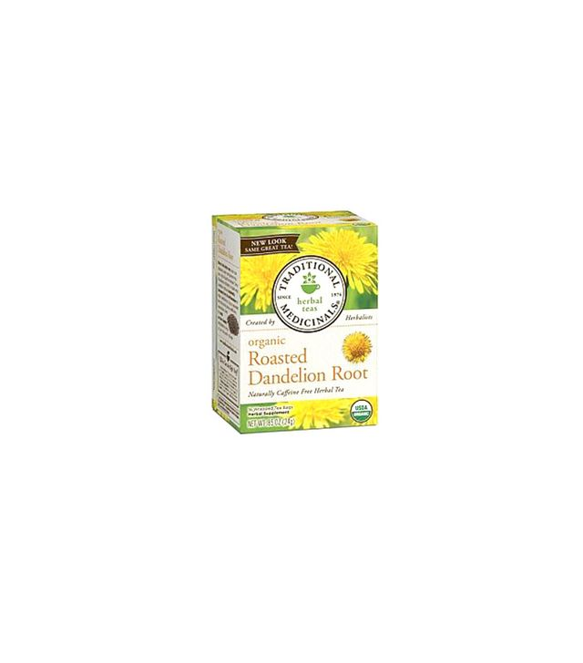 Traditional Medicinals Organic Roasted Dandelion Root Herbal Tea