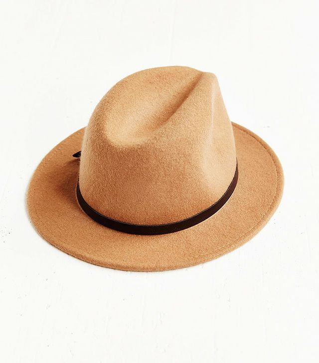 Urban Outfitters Felt Slouch Fedora