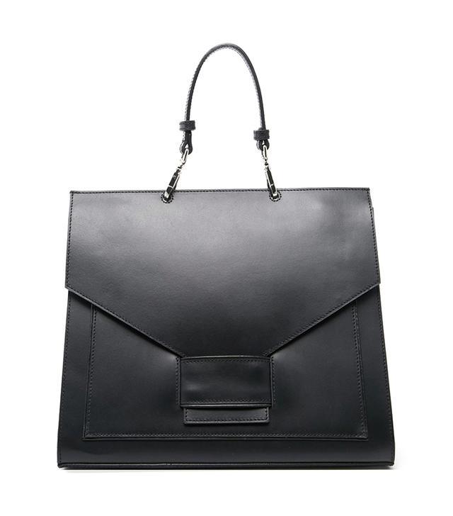 ASOS Everly Premium Handheld Leather Bag