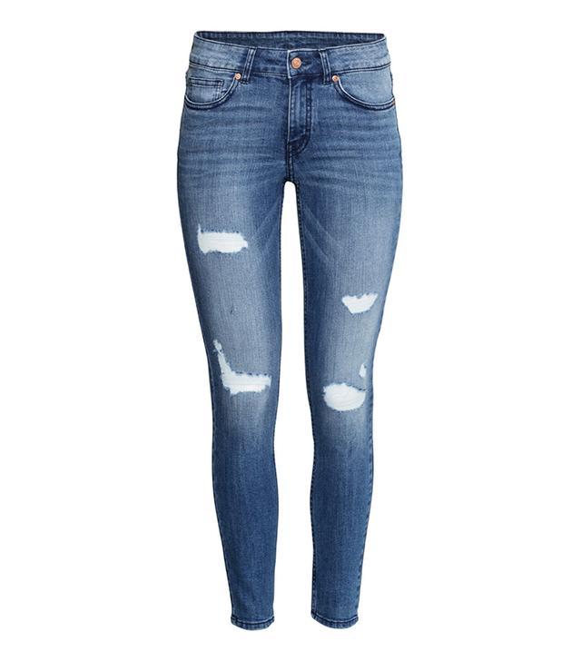 H&M Jeans in Super Skinny Fit