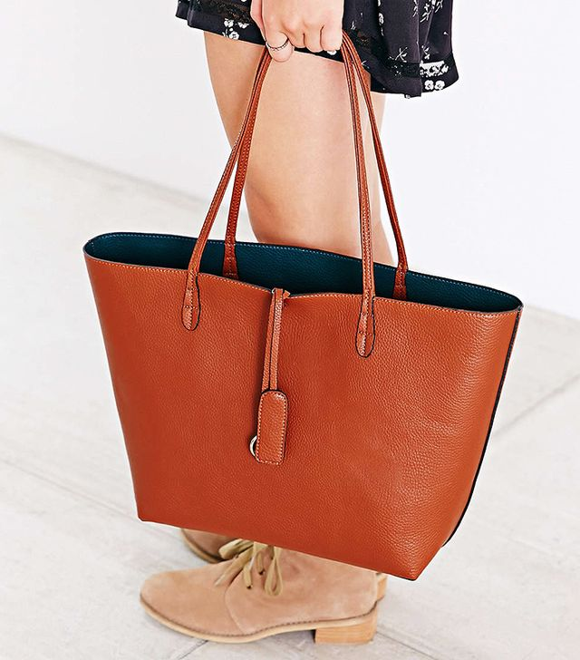 Urban Outfitters Reversible Thin Strap Tote Bag