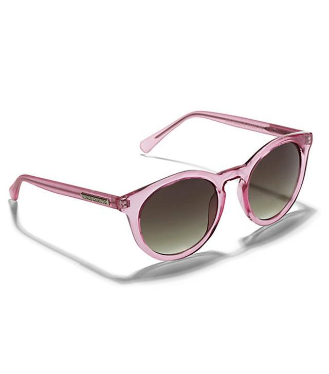 Vince Camuto Translucent Round Sunglasses