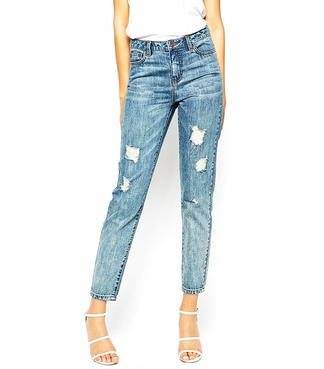 Vero Moda Tall Ripped Jeans