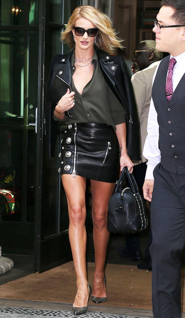 Rosie Huntington-Whiteley's look costs $6975.