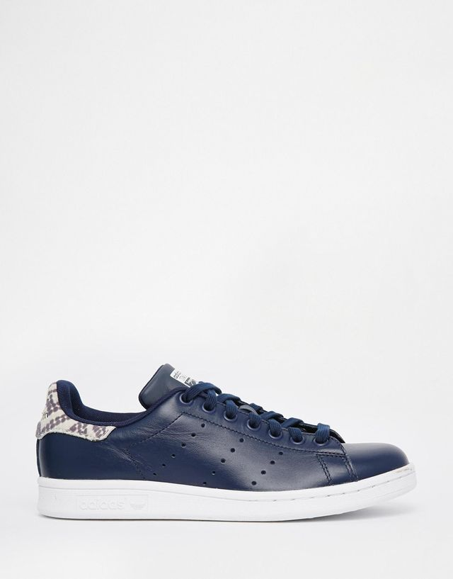 Adidas Originals Stan Smith W Navy Trainers