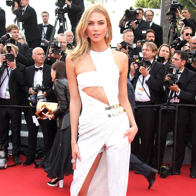 Karlie Kloss's Secret for Staying Confident on the Red Carpet