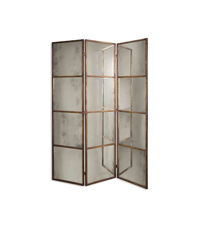Uttermost Avidan Three Panel Screen Mirror