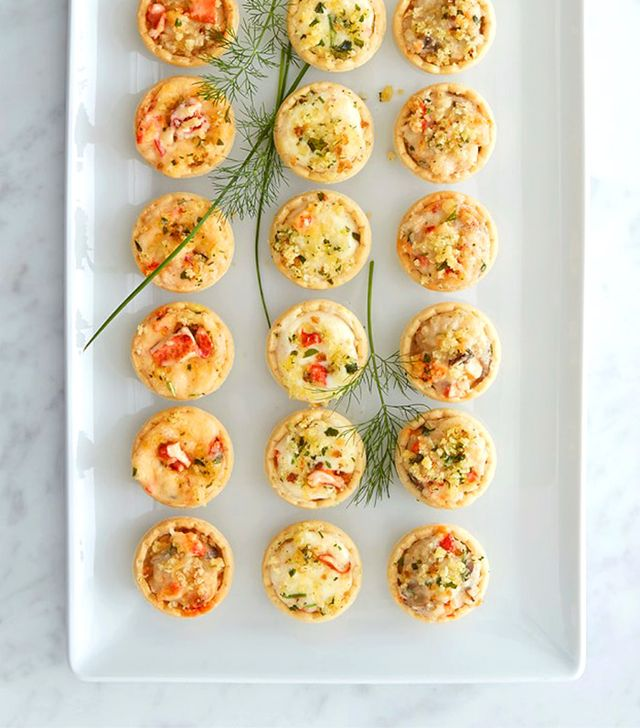 Williams-Sonoma Assorted Lobster Tartlets