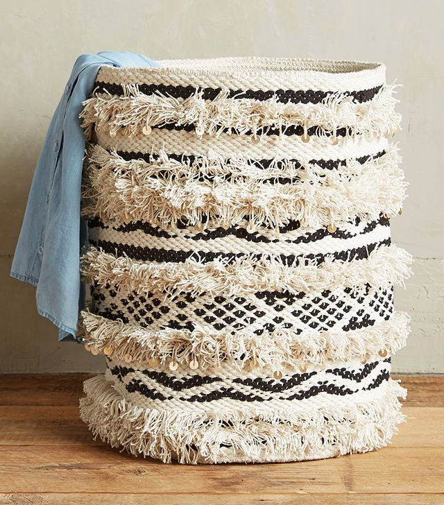 Anthropologie Moroccan Wedding Basket