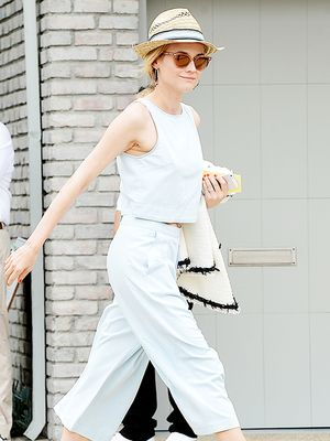 What to Wear for a Summer Soiree, Courtesy of Diane Kruger