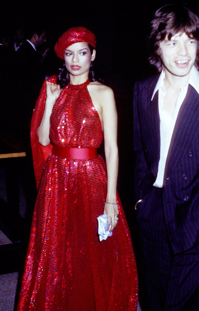 The ultimate disco queen, Bianca Jagger would've had a field day with ASOS's vast offerings when shopping for her notorious nights out at Studio 54. From sleek jumpsuits to deep-V-neck...