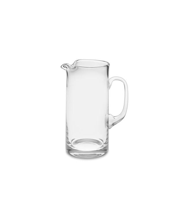 Williams-Sonoma Tall Glass Pitcher