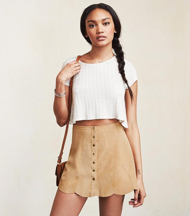 Reformation Abigail Skirt