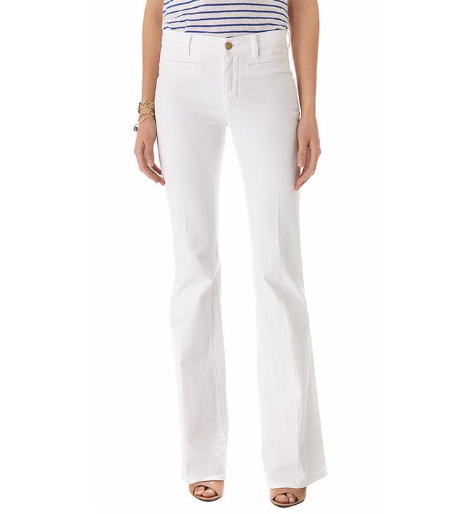 MiH Jeans Marrakesh Kick Flare Jeans