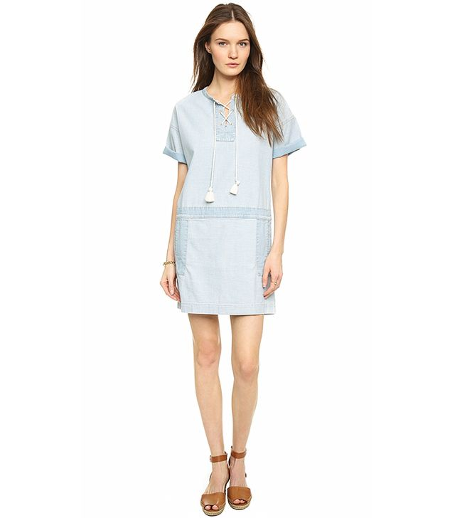 MiH Jeans The Poncho Dress